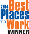 BEST PLACES WORK WINNER
